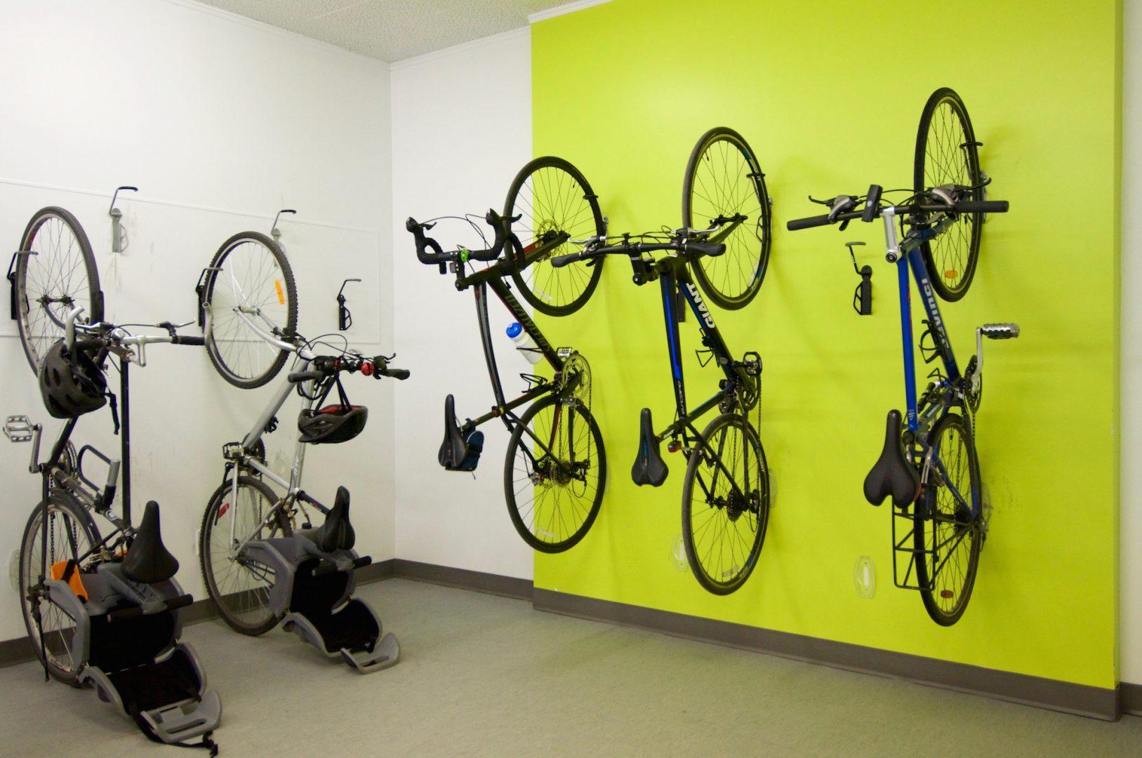 Fixation Pour Velo Garage support de stationnement pour vélos sports et loisirs